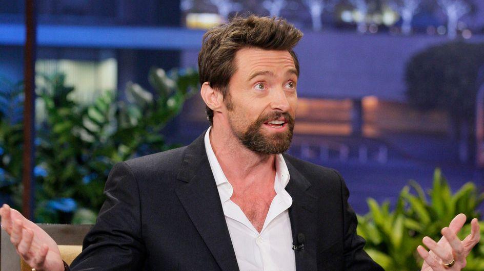 Hugh Jackman : Il s'est totalement rasé la tête ! (Photo)