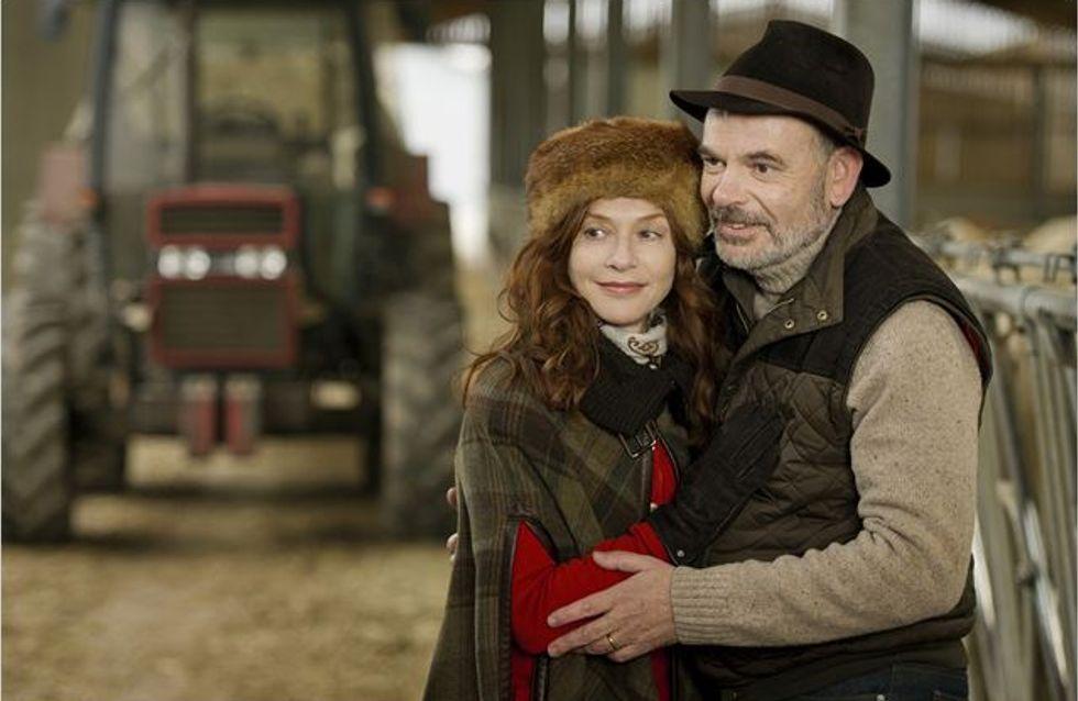 La RitourneIle : rencontre avec Isabelle Huppert et toute l'équipe du film