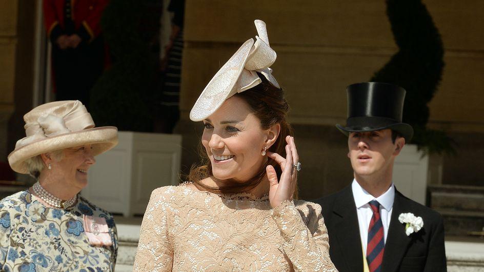 Kate Middleton : Radieuse pour rejoindre la Garden Party de Buckingham Palace
