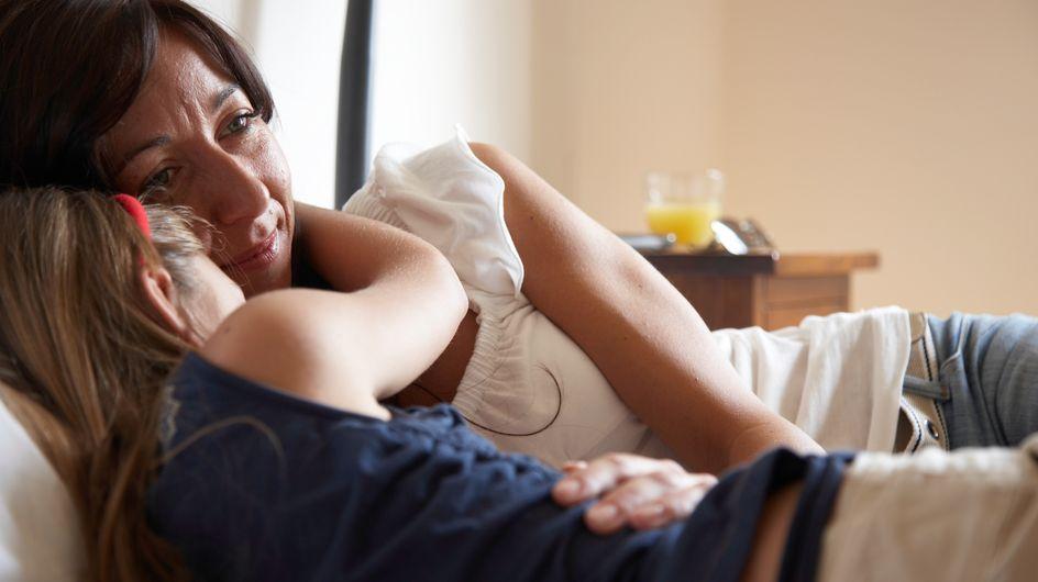 Depressione post-partum: una nuova ricerca fa un'importante scoperta