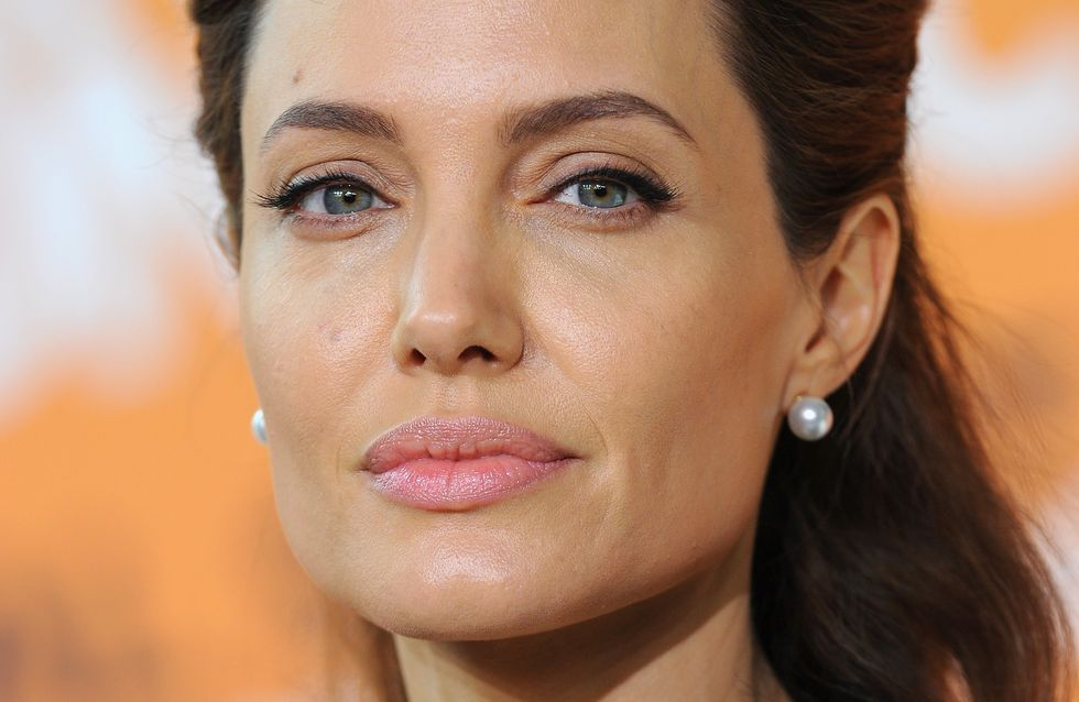 Angelina Jolie : On adore son maquillage discret et chic