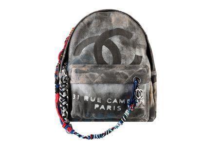 Rucksack von Chanel