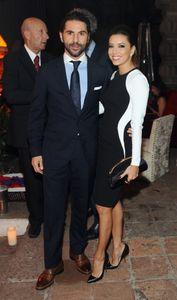 Eva Longoria et son compagnon