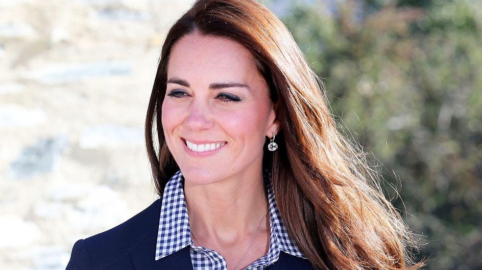 Kate Middleton : Beautysta fétiche des Britanniques