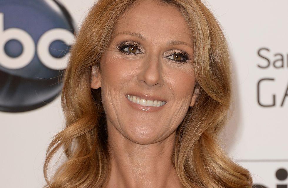 Céline Dion : Sa réponse amusante au clip délirant d'un fan coincé à l'aéroport (Vidéo)