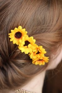 Bedhead Fishtails, Cray Colour Chalks & Carefree Chignons: Easy Festival Hairstyles