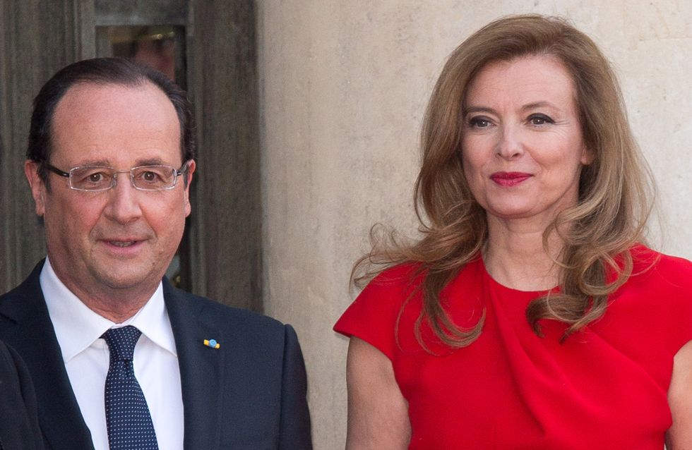 Valérie Trierweiler : Avec François Hollande, les choses s'apaisent