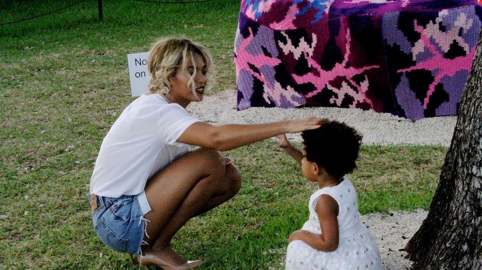 Beyoncé : Sauvons les cheveux de Blue Ivy !