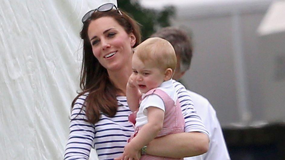 Prince George : Sa première fête des pères aux côtés de William