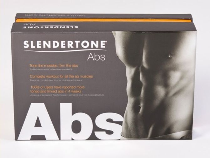 Ceinture ABS Homme Slendertone