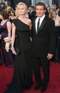Da waren sie noch vereint: Melanie Griffith und Antonio Banderas.