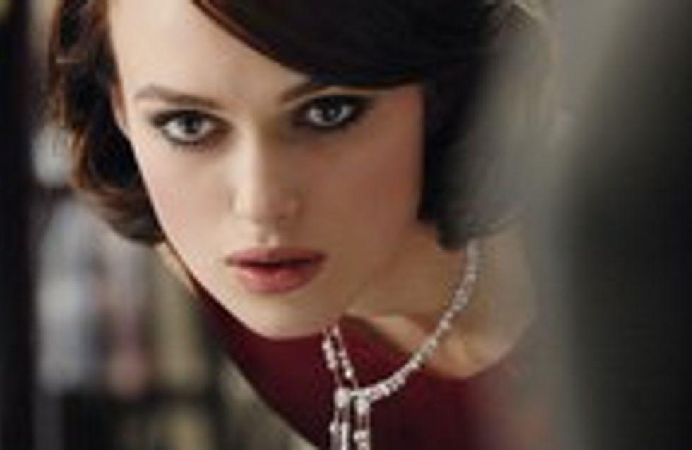 Keira Knightley, en el nuevo anuncio de Coco Mademoiselle
