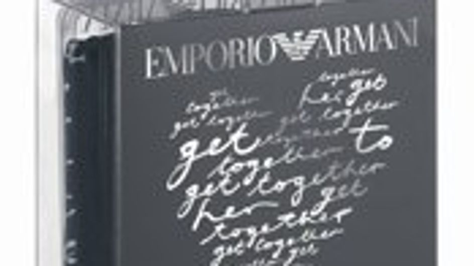 """""""Get together"""" con Emporio Armani en San Valentín"""