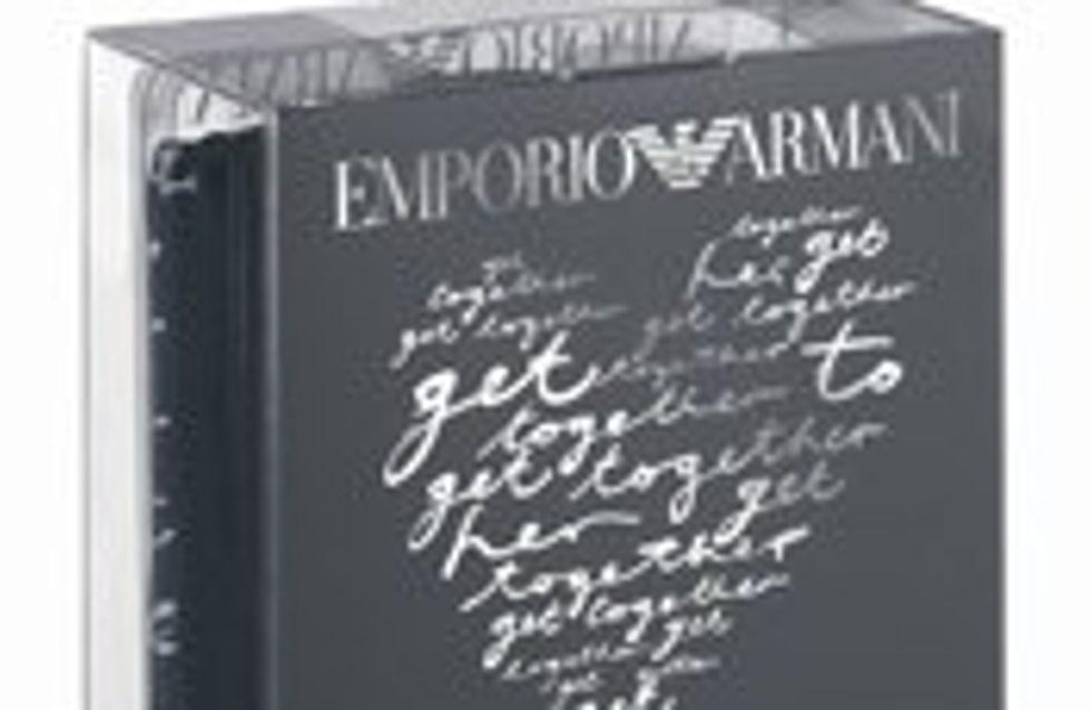 Get together con Emporio Armani en San Valentín