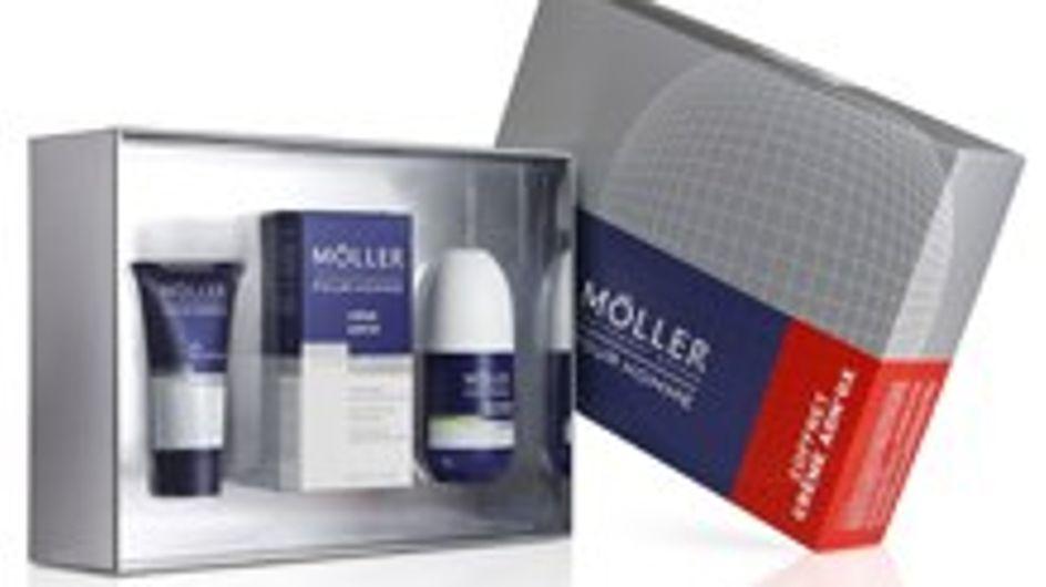 Coffret ADN'OX de Möller, edición especial para el día del padre