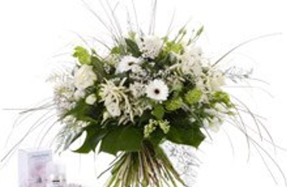 Cacharel e Interflora crean el ramo Anaïs Anaïs