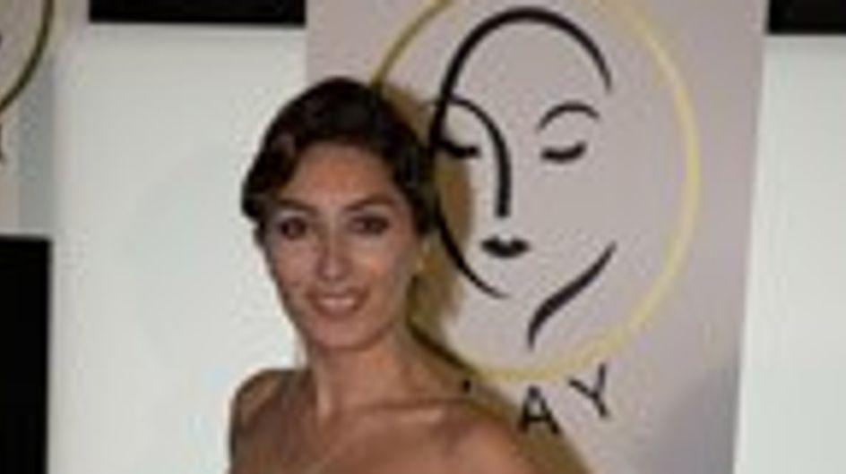 Estrella Morente recibe el premio Olay a la mujer del año