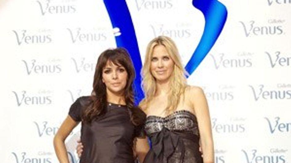 Raquel del Rosario en el premio de Diseño Gillette Venus
