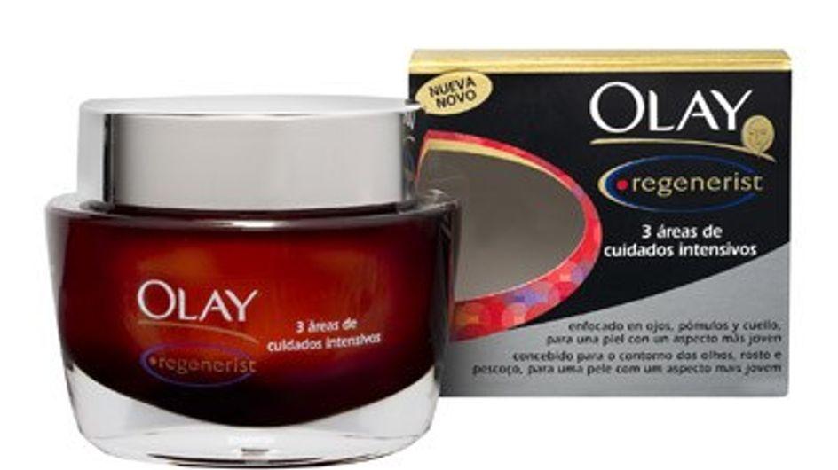 Olay lanza su nueva crema anti-edad 3 Áreas de Cuidados Intensivos