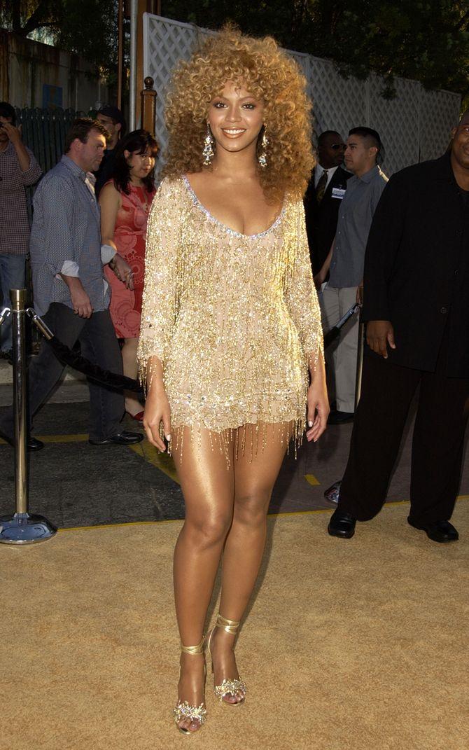 Beyoncé in 2002