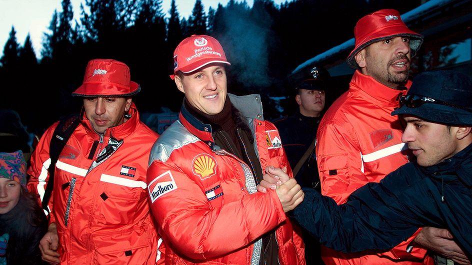 Schumacher è uscito dal coma e risponde agli stimoli esterni