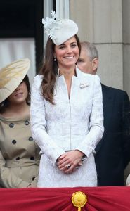Kate Middleton au Trooping the Colour