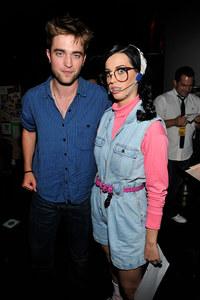 Robert Pattinson et Katy Perry