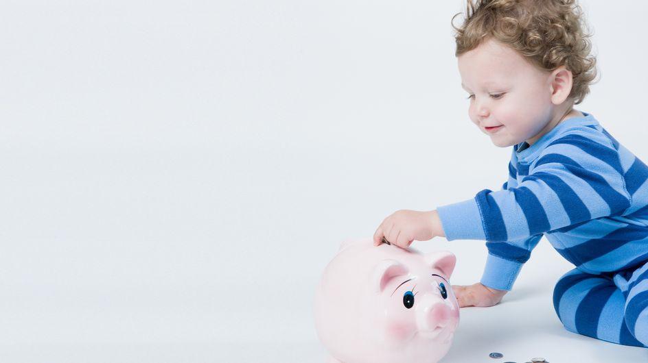 Enfants : Les filles coûtent moins cher que les garçons !