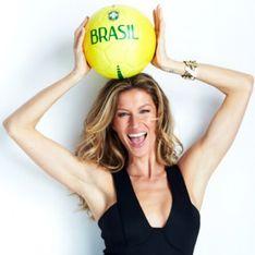 Coupe du Monde : Les tops brésiliens, supportrices de charme de la Seleçao (Vidéo)