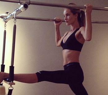 Zijn de #Healthies van de celebs een goede motivatie? 15 hardcore workouts die we gaan proberen