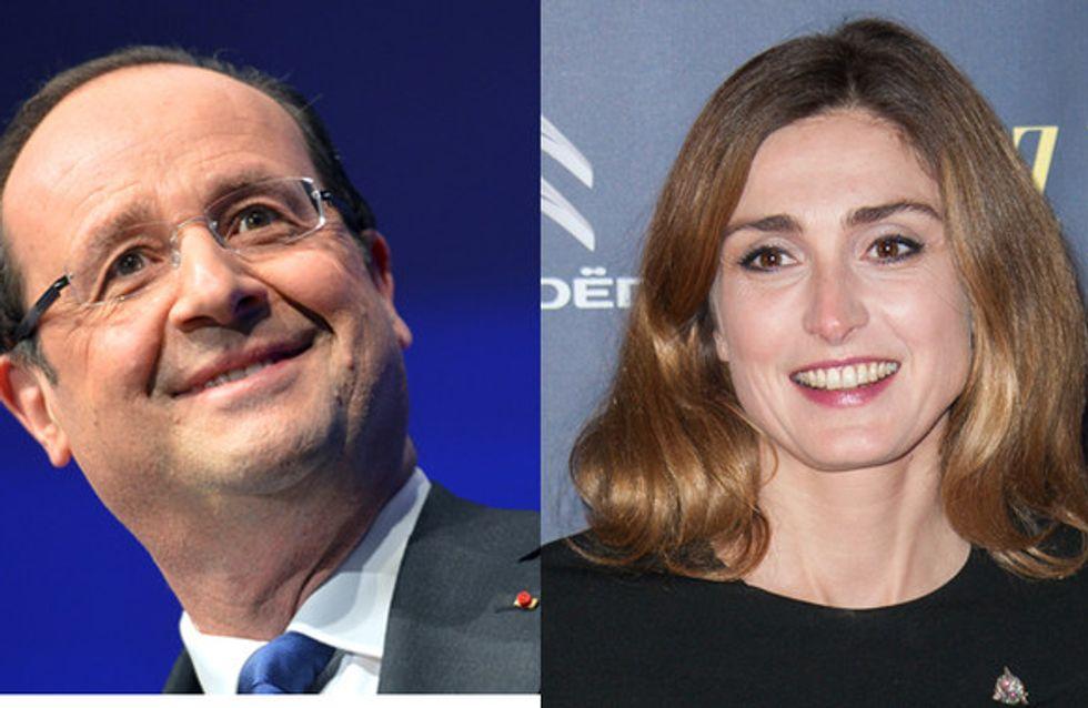 Hollande/Gayet : L'officialisation de leur relation prévue au mois d'août ?