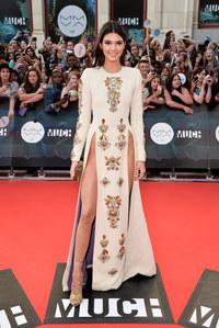 Kendall Jenner : Sans culotte sur le tapis rouge