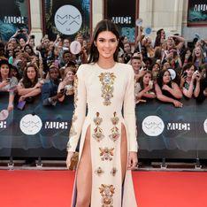 Kendall Jenner : Sans culotte sur le tapis rouge (Photo)