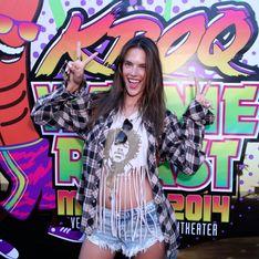 Cool & hip wie Alessandra Ambrosio: Style den Festival-Look des Topmodels nach!