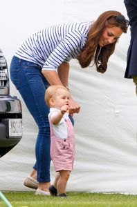Kate Middleton et Baby George