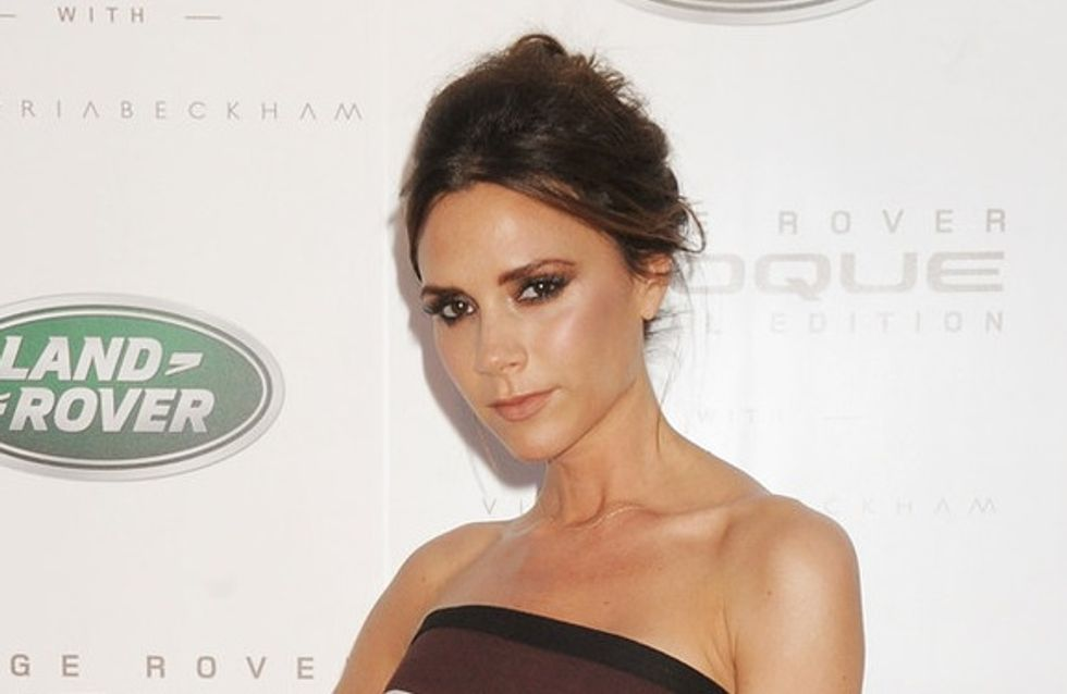 """Victoria Beckham : """"J'aime me moquer de moi-même"""""""