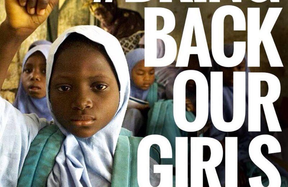 Una Marcia delle donne per #BringBackOurGirls