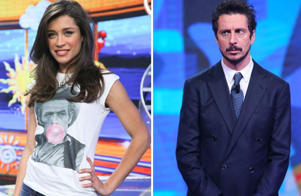 Luca Bizzarri e la velina mora Ludovica Frasca sono una coppia!