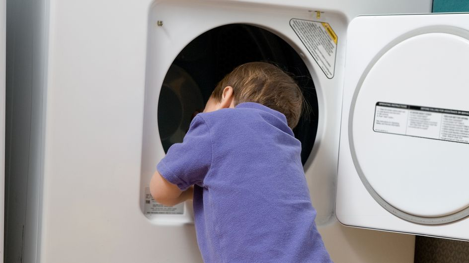 Dosettes de lessive liquide : Un danger pour les enfants en bas âge ?
