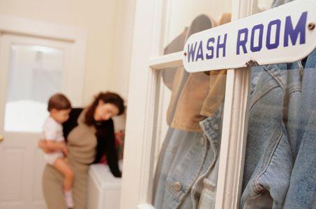 Dosettes de lessive : Un danger pour nos enfants ?