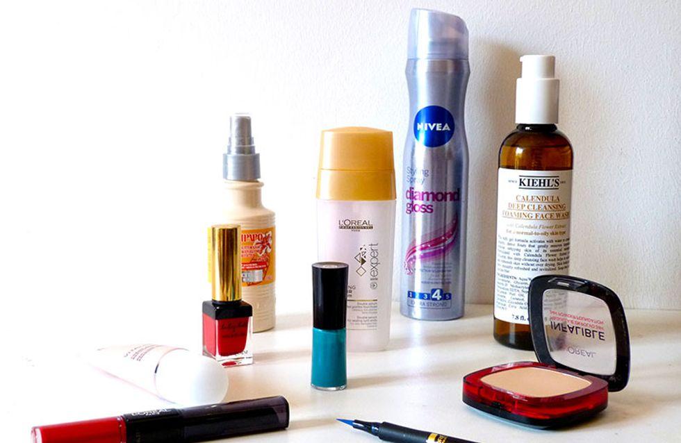 13 soins et maquillages au banc d'essai