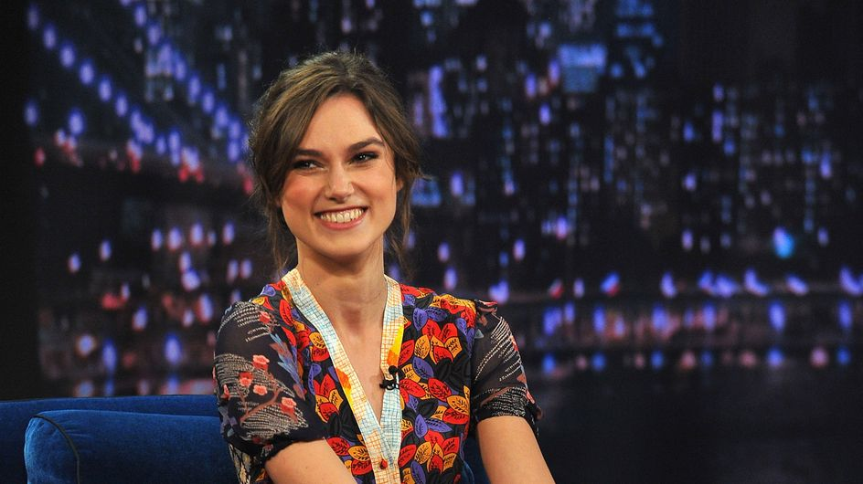 """Keira Knightley : """"Les gens me confondent avec Britney Spears"""""""
