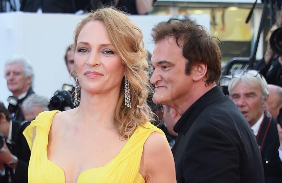 Uma Thurman : En couple avec Quentin Tarantino ?