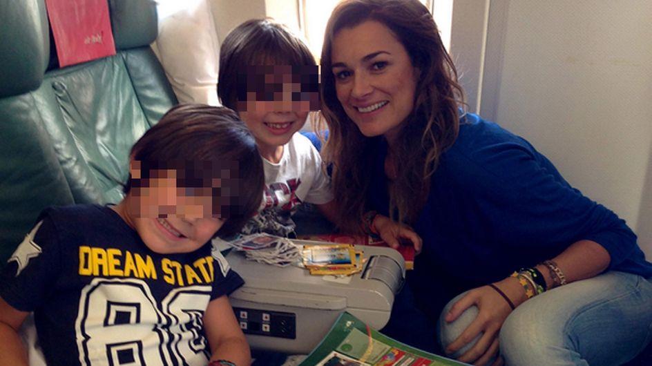 Alena Seredova raggiunge Buffon in Brasile con i due figli. L'amore continua? Le foto