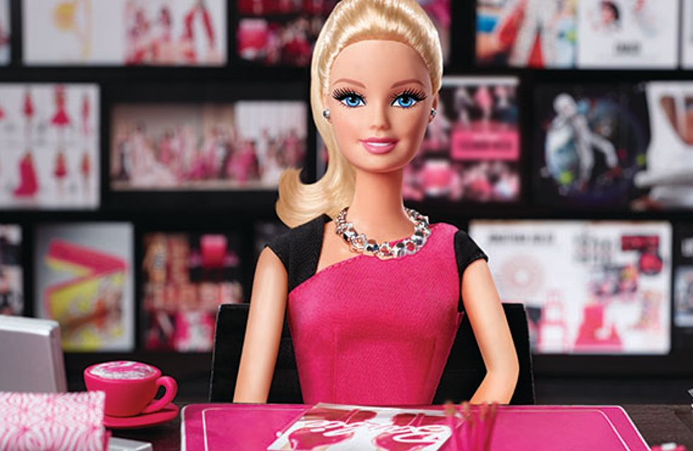 BarbieⓇ : Elle s'offre une nouvelle carrière et devient entrepreneur !
