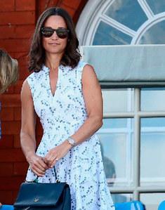 Pippa Middleton le 10 juin 2014