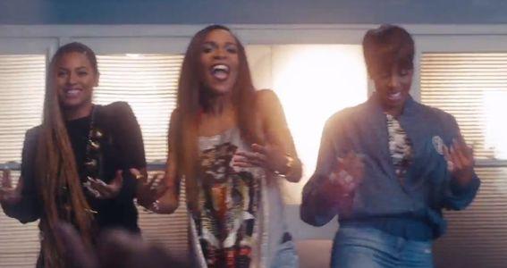 Les Destiny's Child réunies pour Michelle Williams