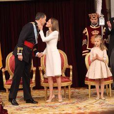 Felipe VI : L'Espagne acclame son nouveau roi