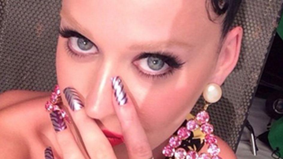 Katy Perry : C'est quoi ce beautylook ?