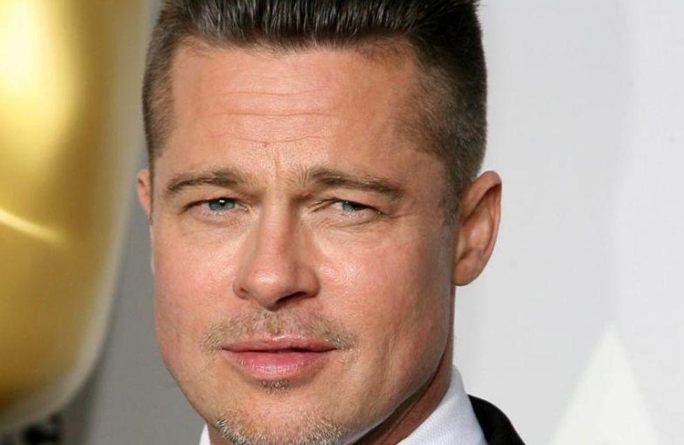 Brad Pitt: Wird er Trauzeuge von Clooney?